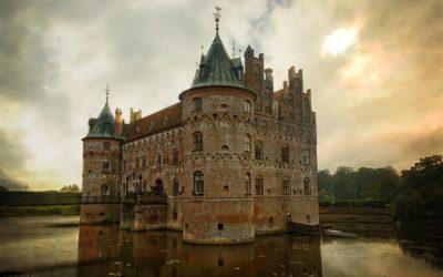Les 13 plus beaux châteaux du Danemark