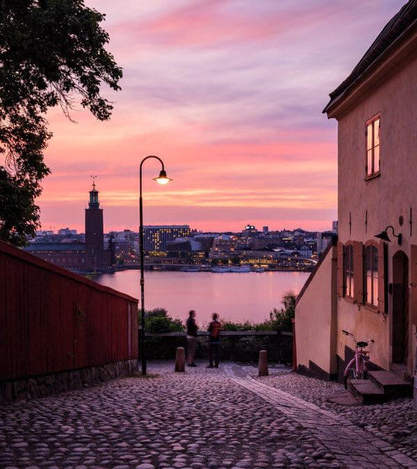 Les plus beaux points de vue de Stockholm