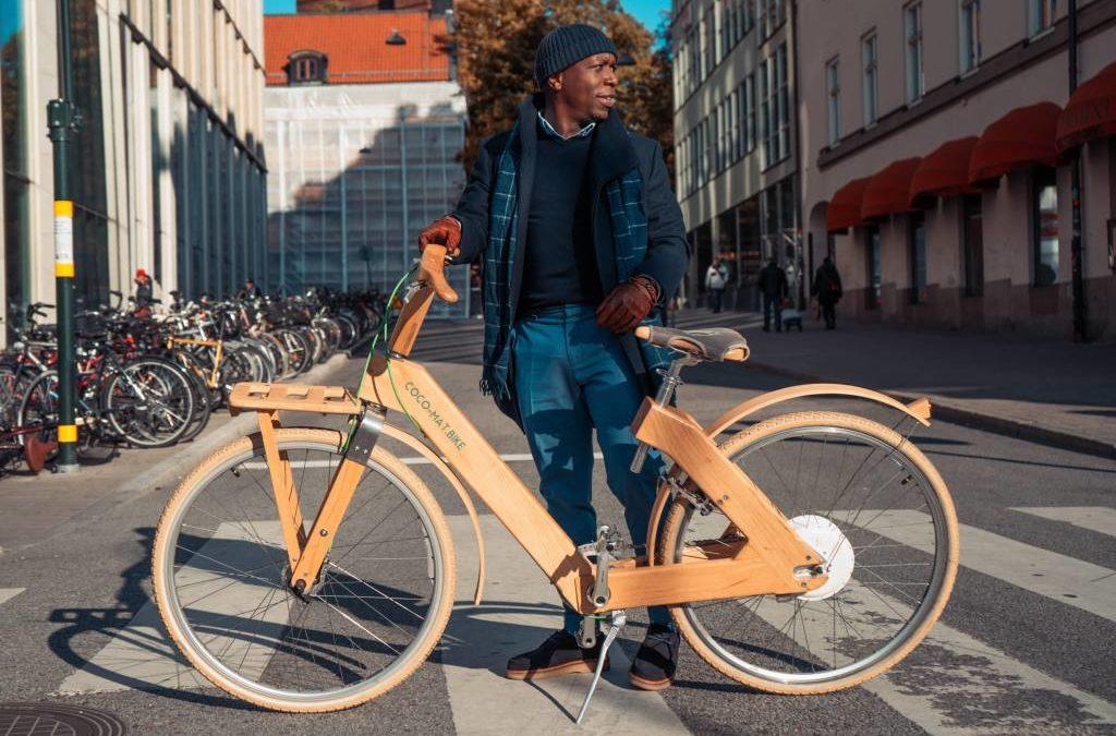 Tourisme durable : visiter Stockholm avec ces merveilleux vélo en bois