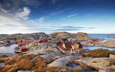7 jours d'exploration sur l'archipel de Göteborg