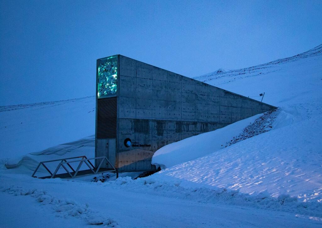 seed-vault-centre-recherche-norvege-svalbard-pole-nord