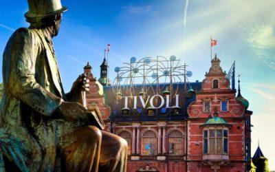 Les jardins de Tivoli à Copenhague – Le guide complet pour tout savoir sur le parc à thèmes