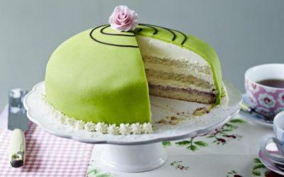 Princesstårta : la délicieuse recette scandinave du gâteau de la princesse