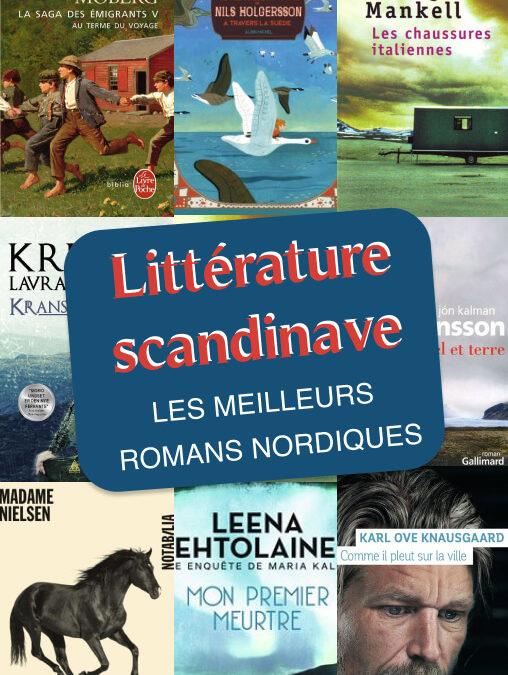 Littérature nordique : les meilleurs romans scandinaves à lire cet été